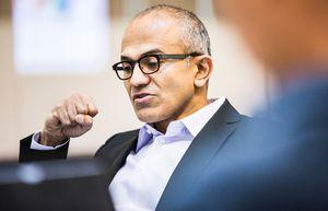 Microsoft-sjef Satya Nadella gjorde Windows 10 gratis for å få fart på mobilsalget.
