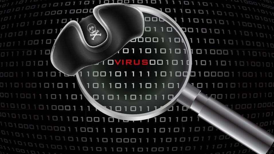 Antivirus blokkerer piratnettsider