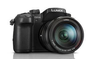 Panasonic Lumix GH4.