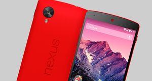 Nå får du Nexus 5 i rødt
