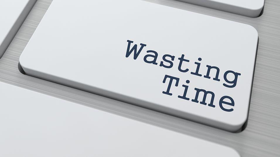 Hvor mye tid har du kastet bort på Facebook?