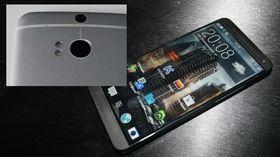 HTC M8 vil ifølge ryktene få dobbelt kamera, slik at du kan fokusere bildene dine etter å ha tatt dem.