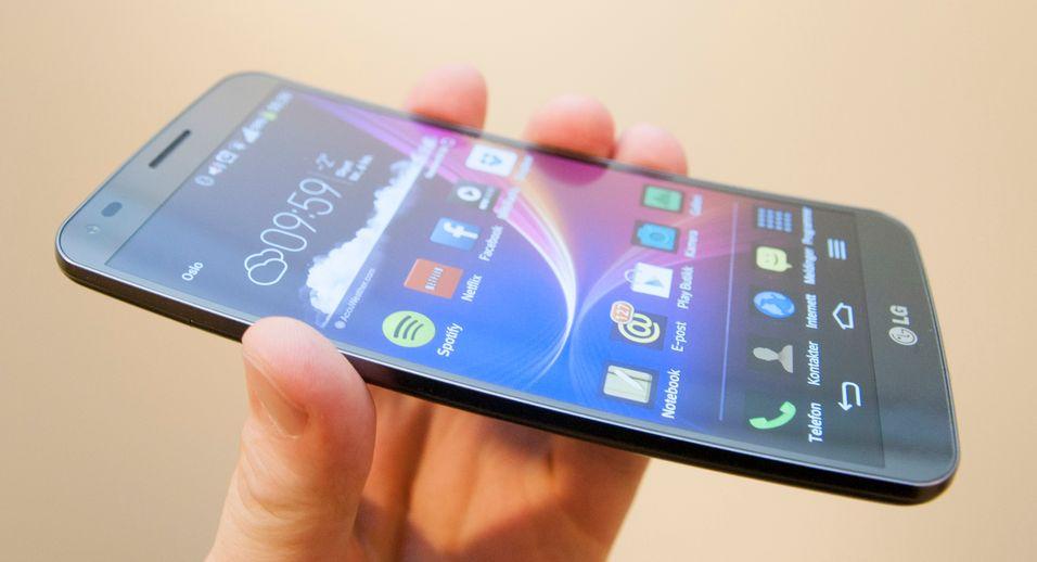 LG G Flex får 4K-opptak med ny oppdatering
