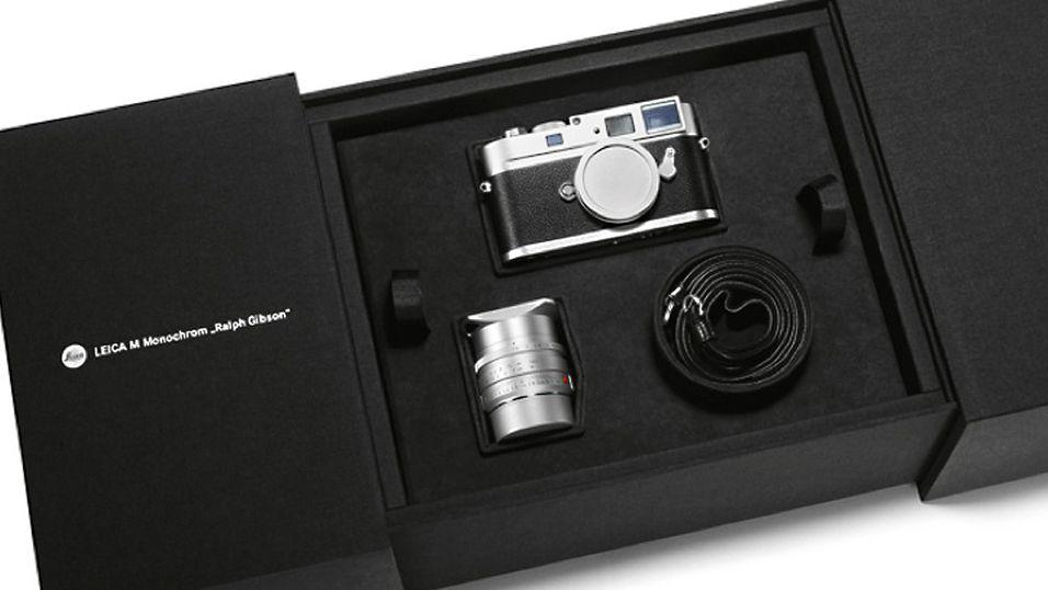 Leica til 175 000 kroner revet bort på fem minutter