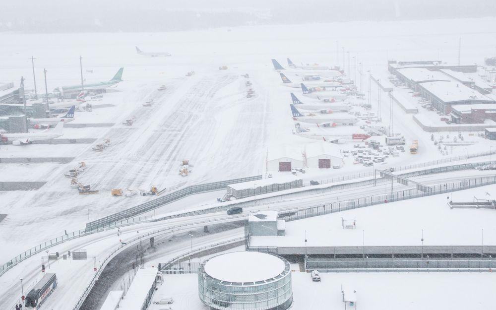 FEATURE: Slik styrer de Oslo Lufthavn