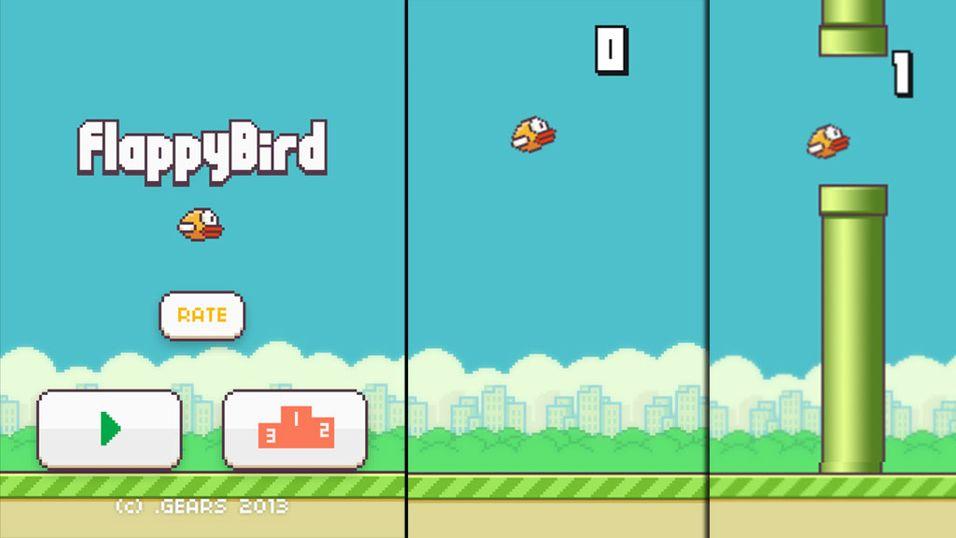 Flappy Bird har skutt gullfuglen!