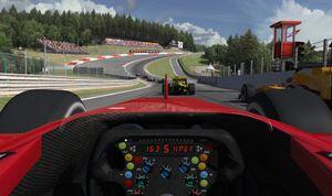 Circuit de Spa-Francorchamps er blant banene som vil brukes i dette mesterskapet. (Skjermbilde: iRacing.com).