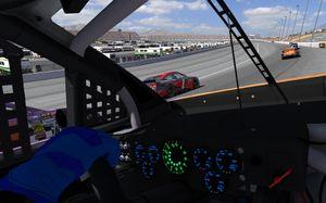 NASCAR er også representert i spillet.