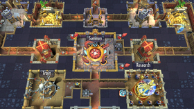 Slik ser nye Dungeon Keeper ut.
