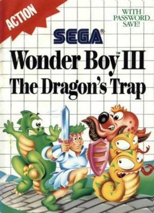 Jostein elsker Wonder Boy III, på tross av dette coveret.