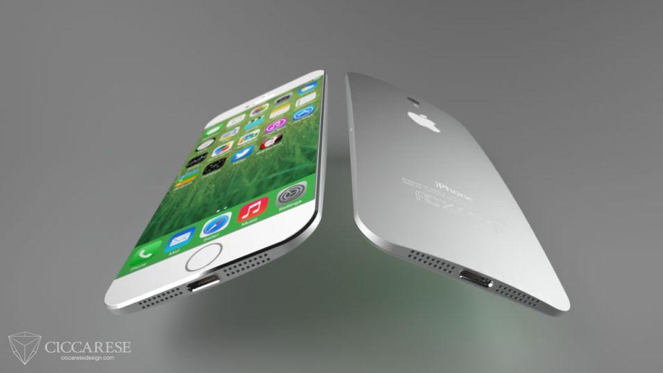 Sjekk dette fete iPhone 6-konseptet
