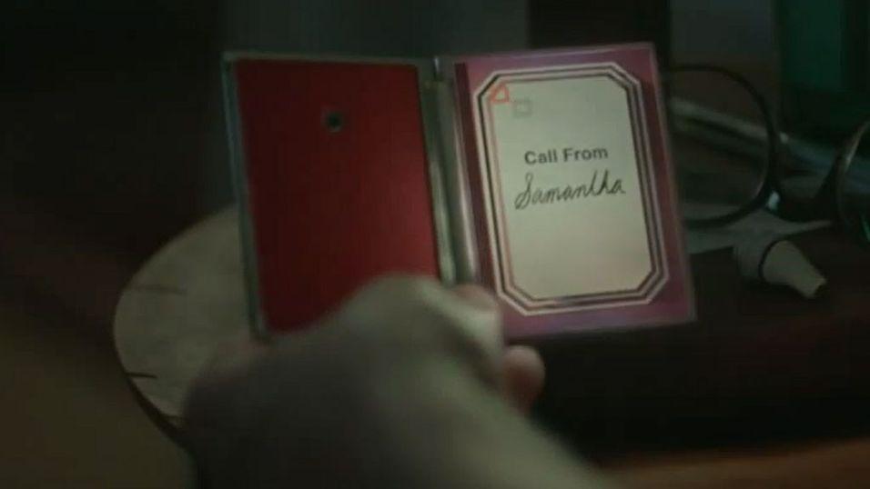 "Se Joaquin Phoenix date ""Siri"""
