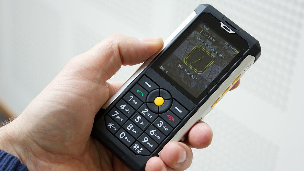 SNIKTITT: Hva?! En mobil som ikke er smart?