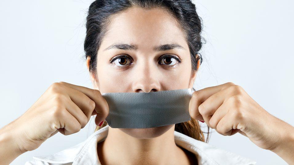 Knebler ytringsfriheten på Internett