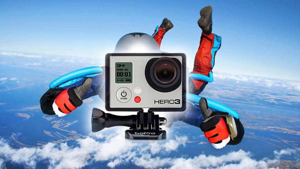 GoPro er nå verdt flere milliarder dollar