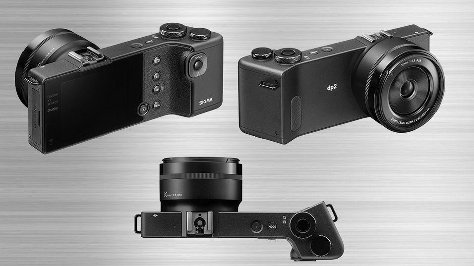 Banebrytende kamera fra Sigma