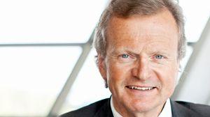 Konsernsjef Jon Fredrik Baksaas har god grunn til å smile. Telenor leverer sterke tall i årets andre kvartal.