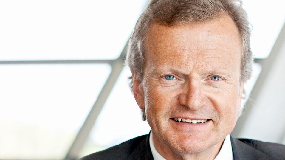 """Konsernsjef Jon Fredrik Baksaas i Telenor kom ikke inn i Vimpelcom-styret før i 2010, og går derfor klar av de alvorligste beskyldningene fra brevskriveren som kaller seg """"whistleblower""""."""