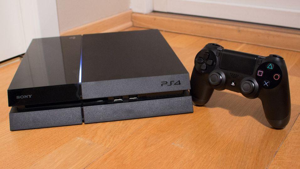 PlayStation 4 gjør det bra.