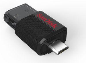 SanDisk Ultra Dual USB Drive.