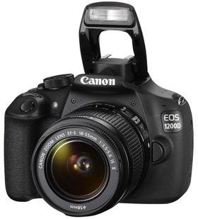 Canon EOS 1200D.