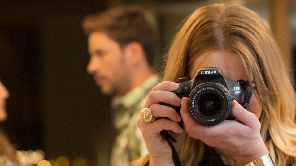 SNIKTITT: Vi har prøvd Canons nye speilrefleks for nybegynnere