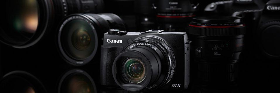 SNIKTITT: Slik er Canons nye kompaktråtass