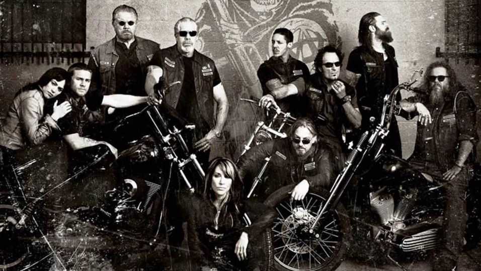 Promobilde av Sons of Anarchy.