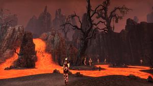 Godt og varmt i The Elder Scrolls Online.