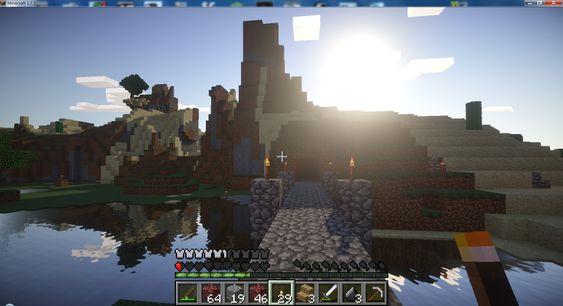 Hvorfor ser ikke min Minecraft-versjon så bra ut?