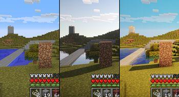 Minecraft Slik kan du få lekker grafikk i Minecraft