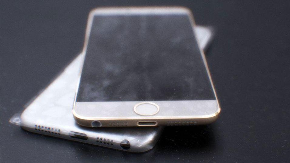 "Disse iPhone 6-bildene er ""fake"""