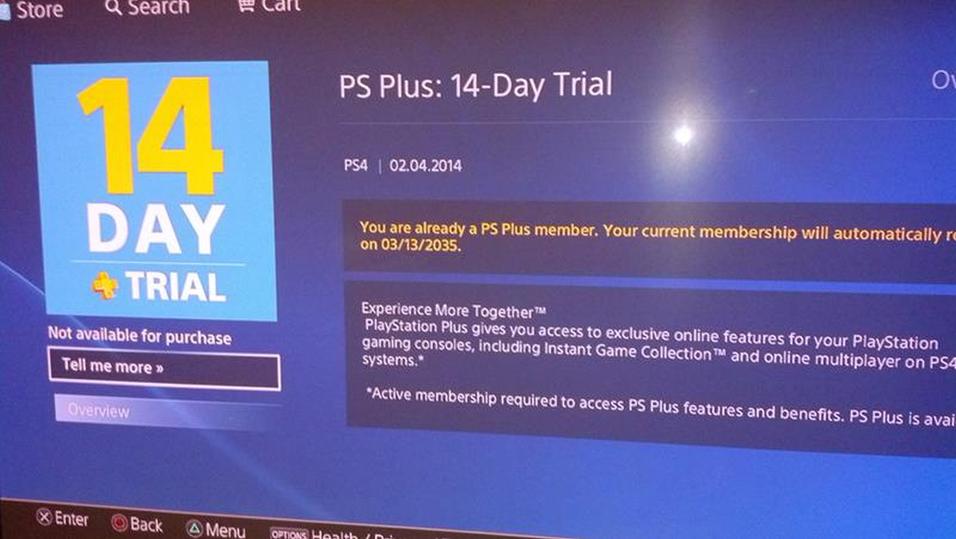 20 med gratis PS Plus skulle holde.