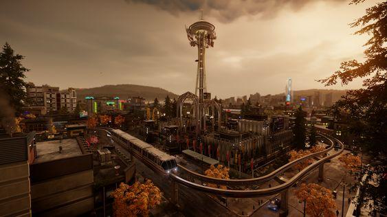 Ingen by er fullstendig uten en skikkelig monorail.