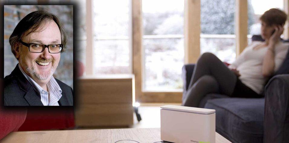 Administrerende direktør Tom Guldberg i Cloudberry (multebær) vil levere og drifte småcellenett for mobiloperatører og lokker med ekstremt kort tid for å integrere utstyr for å gi god innendørsdekning hos mobiloperatører.