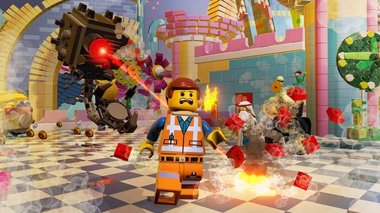 The LEGO Movie: Videogame.