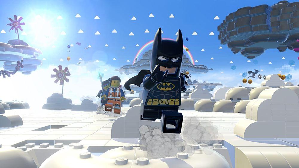 Batman er alltid klar til dyst!