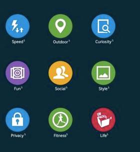 Samsung har selv hintet frempå om Unpacked-lanseringen i Barcelona. Mange tolker dette bildet som en smakebit på de nye Touch Wiz-menyene.