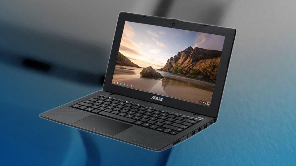 Asus gjør seg klar med to Chromebooker