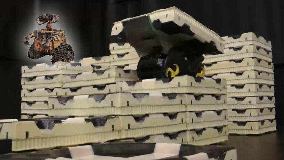 Dette er det nærmeste vi kommer Wall-E