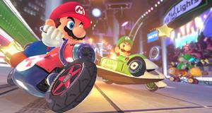 Mario Kart 8 får slippdato og ny trailer