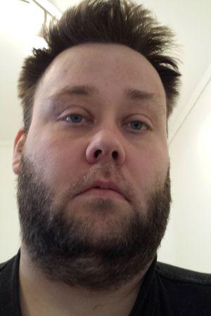 Styreleder Jan Olav Hegvik i Spillmuseet.