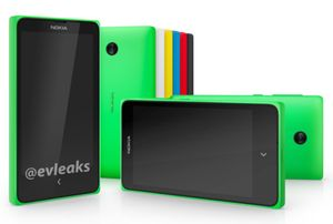 Nokia X («Normandy»).