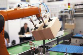 Roboter som denne vil nok ta flest arbeidsplasser i fremtiden.