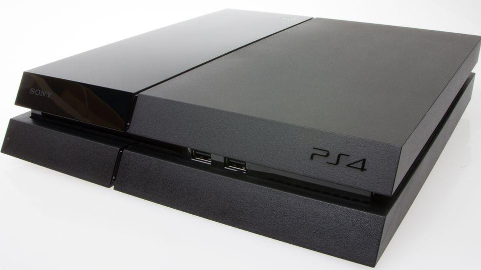PlayStation 4 selger godt.