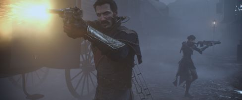 The Order: 1886 byr på stemningsfull action.