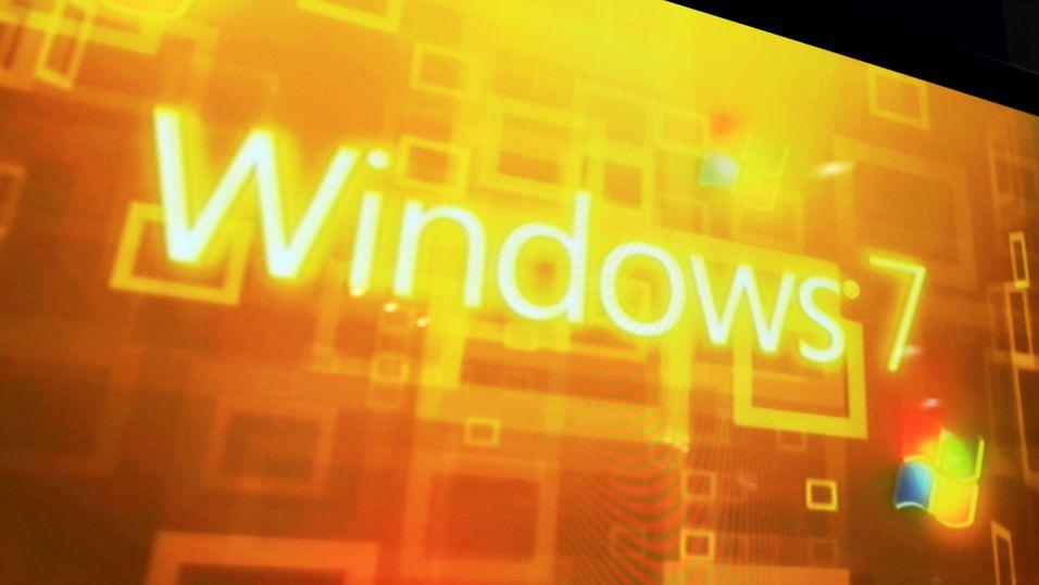Datoen for salgsstopp av Windows 7 er satt