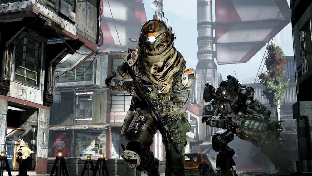 Titanfall PC hente matchmaking liste