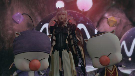 Final Fantasy er ikkje komplett utan ein Moogle eller to.