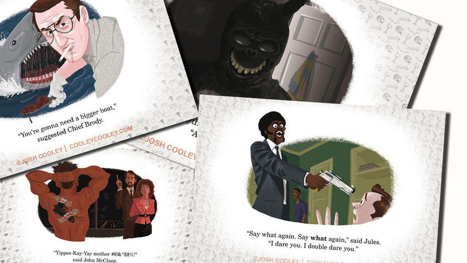 Pixar-kunstner har laget disse